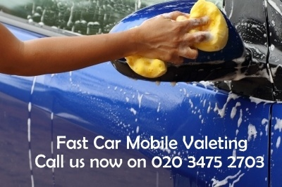 Mobile Car Valet