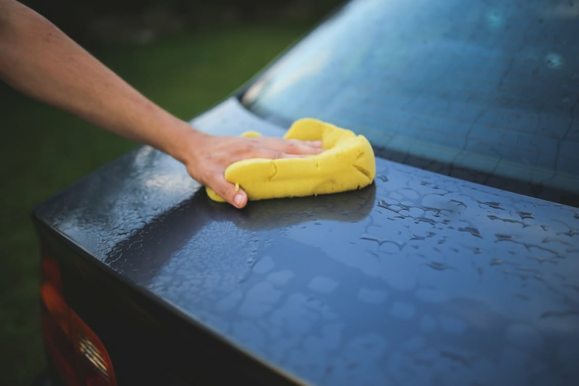Car Cleaning Mistakes