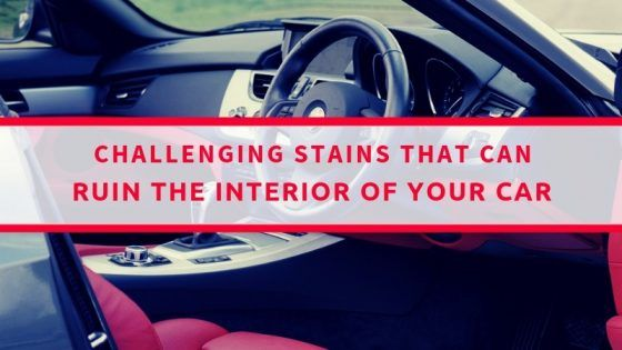 Interior Car Maintenance Tips